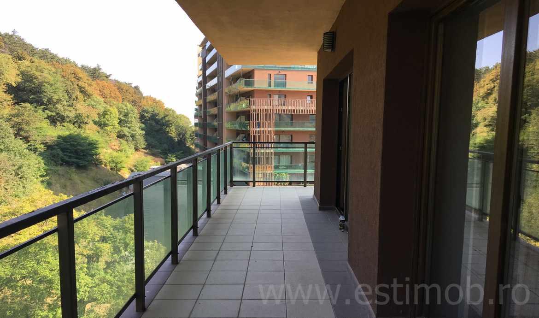 Vanzare apartament 2 camere Tampa Gardens Brasov