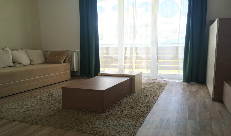 Inchiriere Apartament 1 Camere decomandat Centrul Civic 40mp