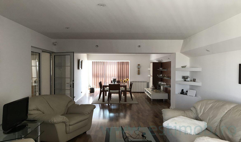 Chirie apartament 3 camere 90 mp strada Toamnei Brasov