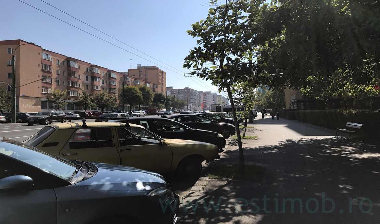 Apartament de vanzare 3 camere bulevardul Vlahuta Brasov