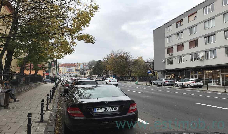 Apartament de vanzare Brasov strada Iuliu Maniu