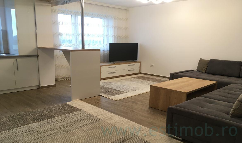 Inchiriere Apartament 2 Camere bloc nou Coresi