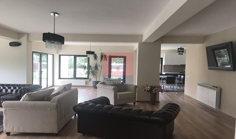 Casa noua de inchiriat Harman Brasov