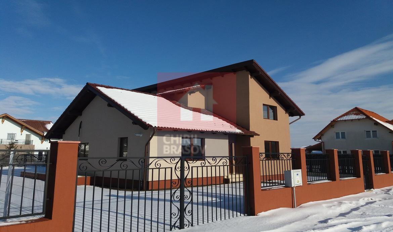 Imobiliare Brasov Casa singur in curte de vanzare Sanpetru Brasov