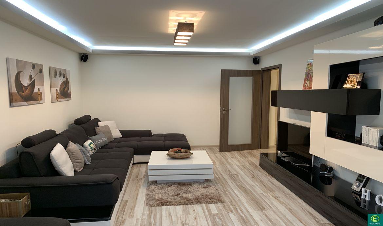 Imobiliare Brasov Apartament de vanzare Racadau mobilat Lux