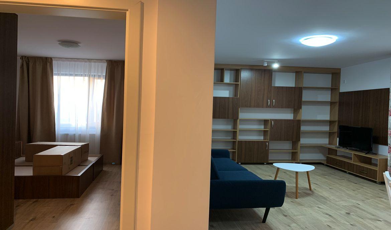 Apartament de inchiriat in Bloc nou Brasov Tractorul