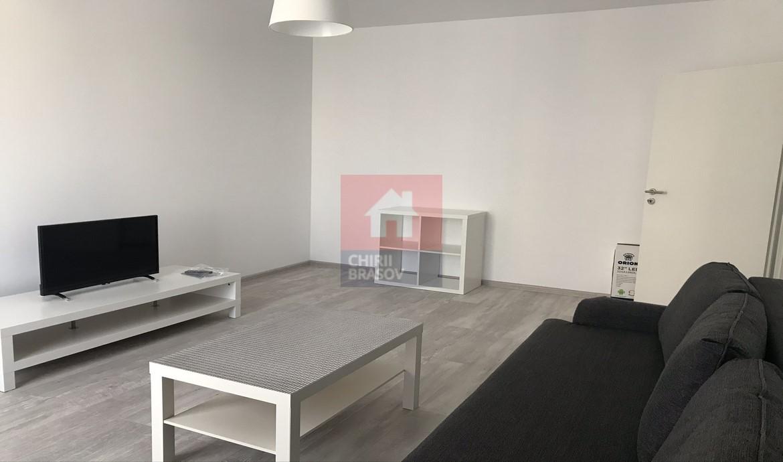 Apartament 2 camere de inchiriat bloc nou Tractorul