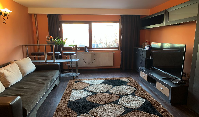 Apartament 2 camere Centrul Civic Brasov Mobilat si utilat
