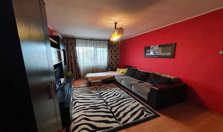 Apartament decomandat 3 camere strada Harmanului Brasov