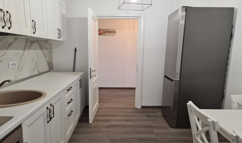 Apartament mobilat si utilat terasa 60 MP