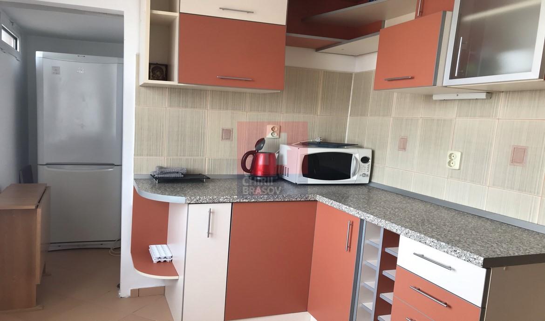 Apartament 2 camere de inchiriat Tractorul Brasov